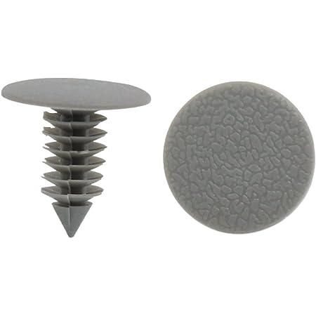 Interior Assortment Nylon Buckle Car Plastic door trim panel fastener clip 50PCS