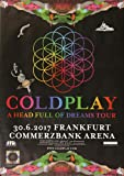 Coldplay - Head Full of Dreams, Frankfurt 2017 »