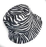 Cool Print Animal Design Bucket Hat - Festival Holiday Travel Sombreros