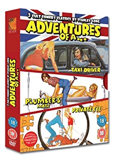 Adventures Of A... - Taxi Driver / Plumber's Mate / Private Eye