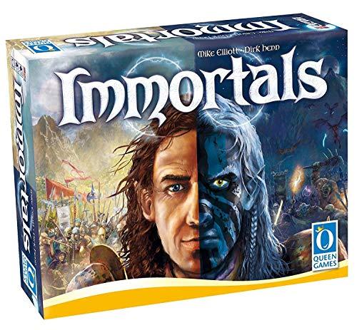 Immortals, Calamity Games, Azul