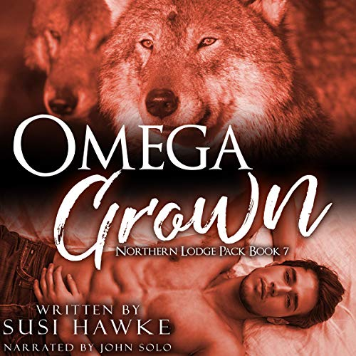Omega Grown audiobook cover art