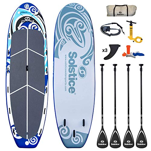 Solstice Maori Giant Multi-Person Inflatable Paddleboard