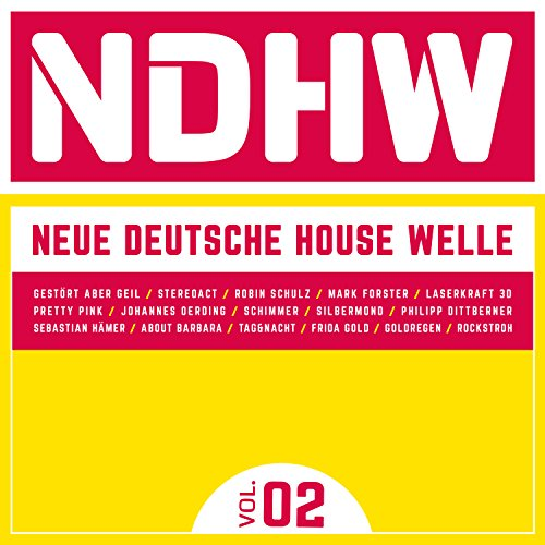 Ndhw - Neue Deutsche House Welle,Vol. 2