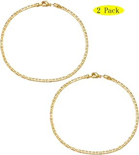 Best women's gold chain styles Reviews