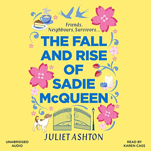 The Fall and Rise of Sadie McQueen cover art