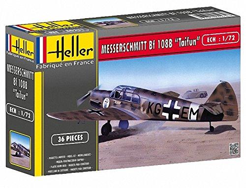 1/72 エレールシリーズ メッサーシュミット Bf-108B タイフーン #80231