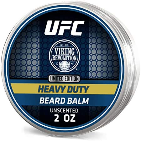 UFC Heavy Duty Beard Balm Conditioner for Extra Control Unscented Styles Strengthens Softens product image
