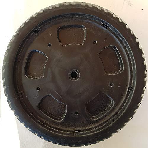 crooza 2 x Reifen vorne für Mercedes GL-450 Rad Räder Kinderauto Elektroauto