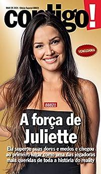 Revista Contigo! - Edição Especial - BBB21: A força de Juliette (Especial Contigo!) por [Grupo Perfil]