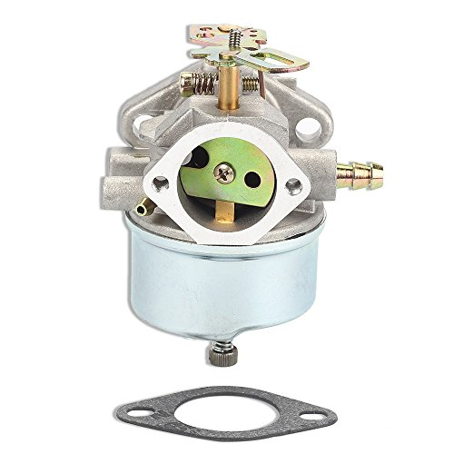 Great Price! Kaymon Carburetor with Gasket for Tecumseh HM100 HMSK100 HMSK90 John Deere TRX24 TRX26 ...