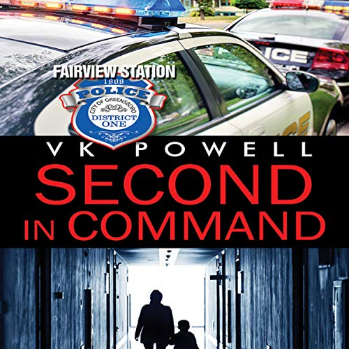 Page de couverture de Second in Command