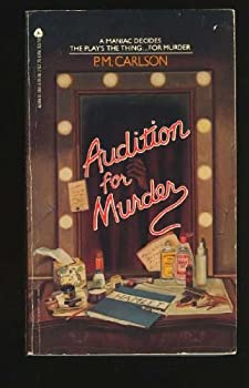 Paperback Audition for Murder Book