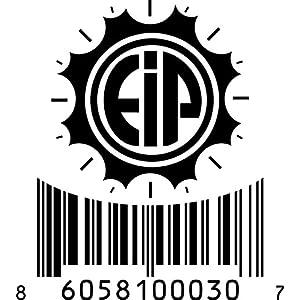 EIP Original Nikola Tesla Positive Energy Purple Plate Small