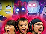 Spongebob Scarepants! Fgteev Plays Around The Clock Part 1 And Skit