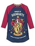 Harry Potter Mädchen Gryffindor Nachthemden Mehrfarbig - 152 (Herstellergröße: 11 - 12 Jahre)