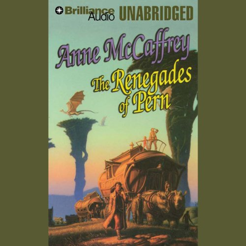 The Renegades of Pern cover art