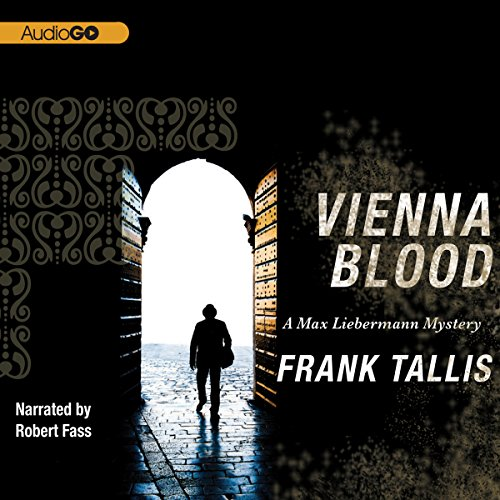 Vienna Blood audiobook cover art