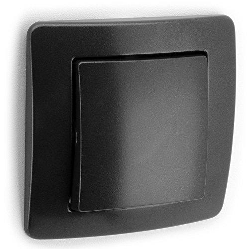 Wechsel- Schalter schwarz Typ SE60NB