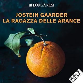La ragazza delle arance copertina