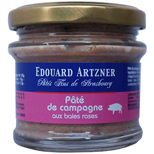 Edouard Artzner Bauernpastete mit rosa Pfeffer