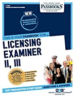 Licensing Examiner II, III (Career Examination)