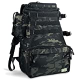 Best Fishing Tackles - Rodeel Fishing Tackle Backpack, 2 Fishing Rod Holders Review