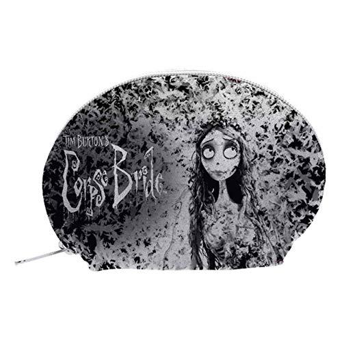 Corpse Bride - Geldbörse Damen - Emily - Logo - Schwarz Weiß