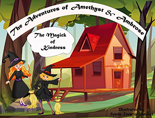 The Adventures of Amethyst & Ambrose: The Magick of Kindness (English Edition)