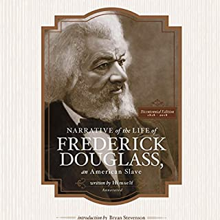 Couverture de Narrative of the Life of Frederick Douglass, an American Slave, Written by Himself (Annotated)