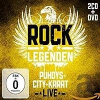 Rock Legenden Live [DVD]