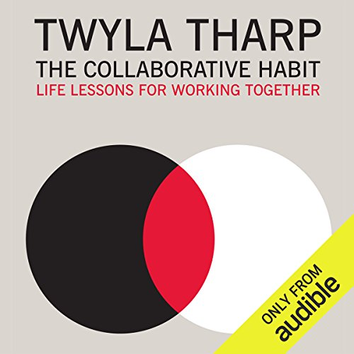 The Collaborative Habit audiobook cover art
