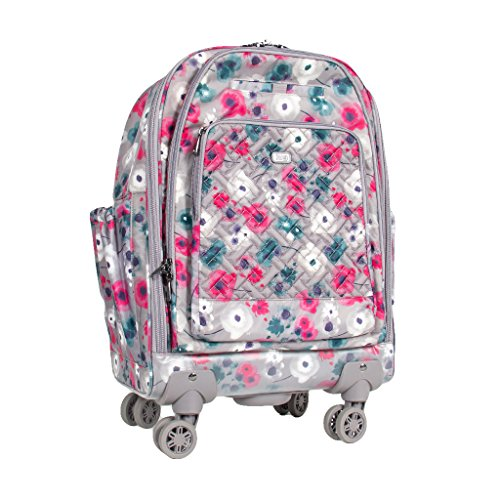 Lug Propeller Wheelie Bag, Water Color Pearl, One Size
