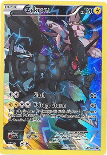 Pokemon - Zekrom (XY76) - XY Black Star Promos - Holo