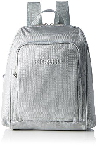 Picard HITEC 358510U0 Damen Rucksackhandtaschen 26x31x12 cm (B x H x T), Silber (Silber)