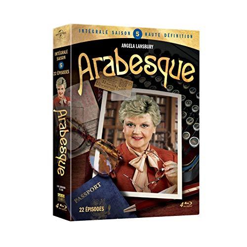 Arabesque - Saison 5 [Francia] [Blu-ray]