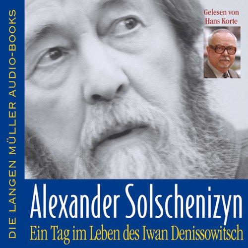 Ein Tag im Leben des Iwan Denissowitsch audiobook cover art