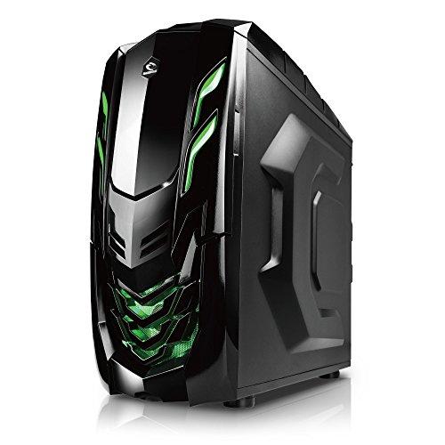 KCSgaming [184248] Gamer-PC Intel i5-6500 (4x3.2GHz)   8GB DDR4-2133   1TB HDD   NVIDIA GeForce GTX 960 4GB   USB3   Sound   LAN   500W