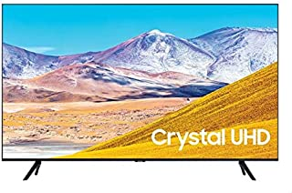 تليفزيون سمارت ال اي دي 65 بوصة 4K الترا اتش دي مع ريسيفر مدمج من سامسونج، اسود - UA65TU8000UXEG