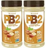 PB2 Original Powdered Peanut Butter  (6.5oz) Two Pack