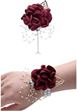 Best black and silver corsage Reviews