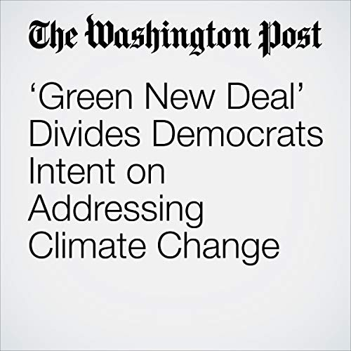 'Green New Deal' Divides Democrats Intent on Addressing Climate Change audiobook cover art