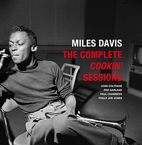 The Complete Cookin Sessions (Box 4 Lp)
