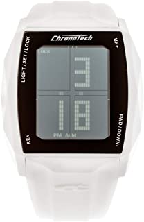 Reloj CHRONOTECH por Hombre y Mujer CHRONOTOUCH con Correa de silicio, Movimiento Time Just Digitale