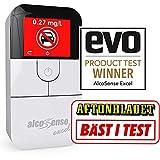 AlcoSense Excel Fuel Cell Breathalyzer Alcohol Tester...