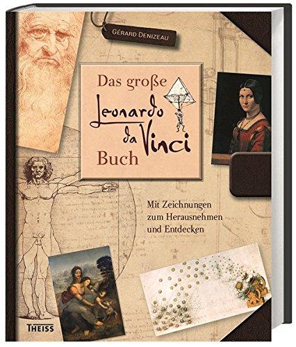 Das große Leonardo da Vinci-Buch