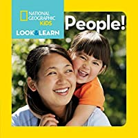 National Geographic Kids Look and Learn: People! (Look & Learn)