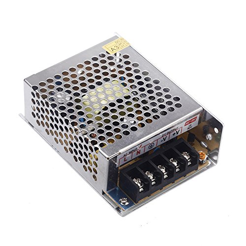 REFURBISHHOUSE AC 100V ~ 220V zu DC 5V 6A 30W Schalt leistungswandler fuer LED Streifen