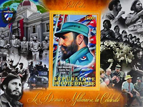 コートジボワール『カストロ』キューバ
