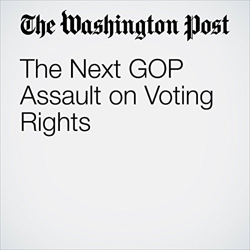 The Next GOP Assault on Voting Rights copertina